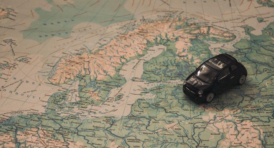 Découvrez la réglementation encadrée par la CNIL liée à la géolocalisation des véhicules